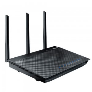 Asus rt AC66U 802.11ac wireless ac1750