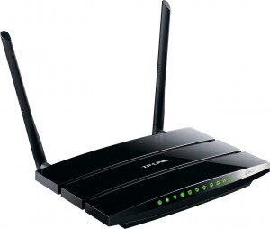 TP-LINK TL-WDR3500 Wireless N600 Dual