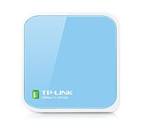 TP-LINK TL-WR702N Wireless N150 Travel Router