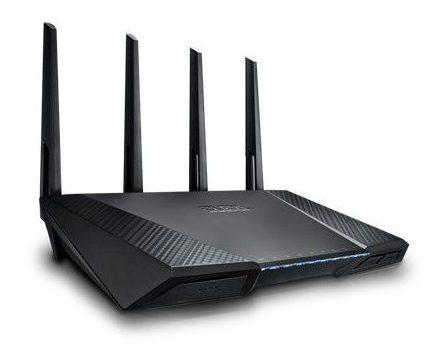 ASUS RT-AC87U Wireless-AC2400 Dual Band Gigabit Router