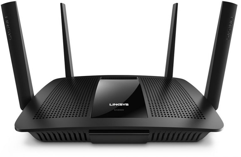 LINKSYS AC2600 4×4 MU-MIMO DUAL-BAND ROUTER (EA8500)