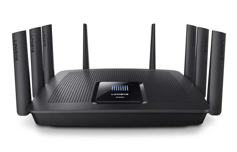 Linksys Ac5400 - tri-band router