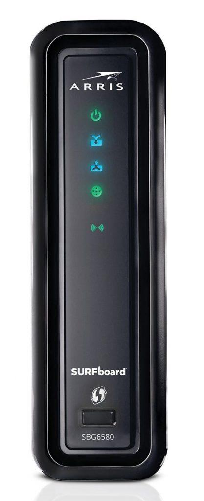 ARRIS SURFboard SBG6580 DOCSIS 3.0 Cable Modem