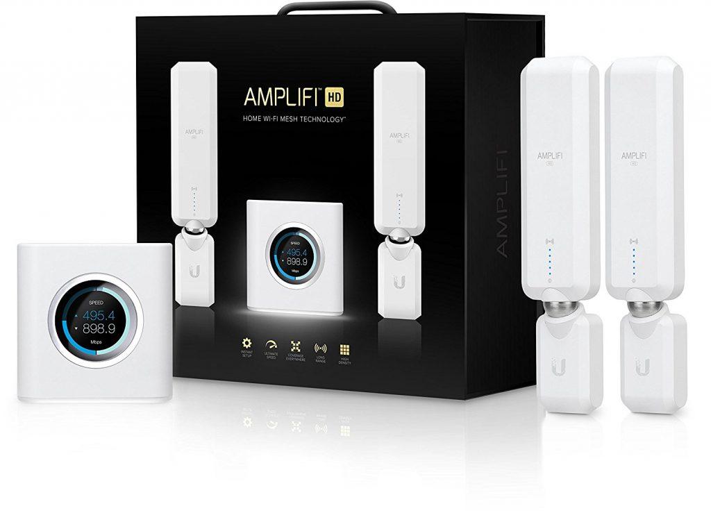 AmpliFi HD (High-Density) Home Wi-Fi System