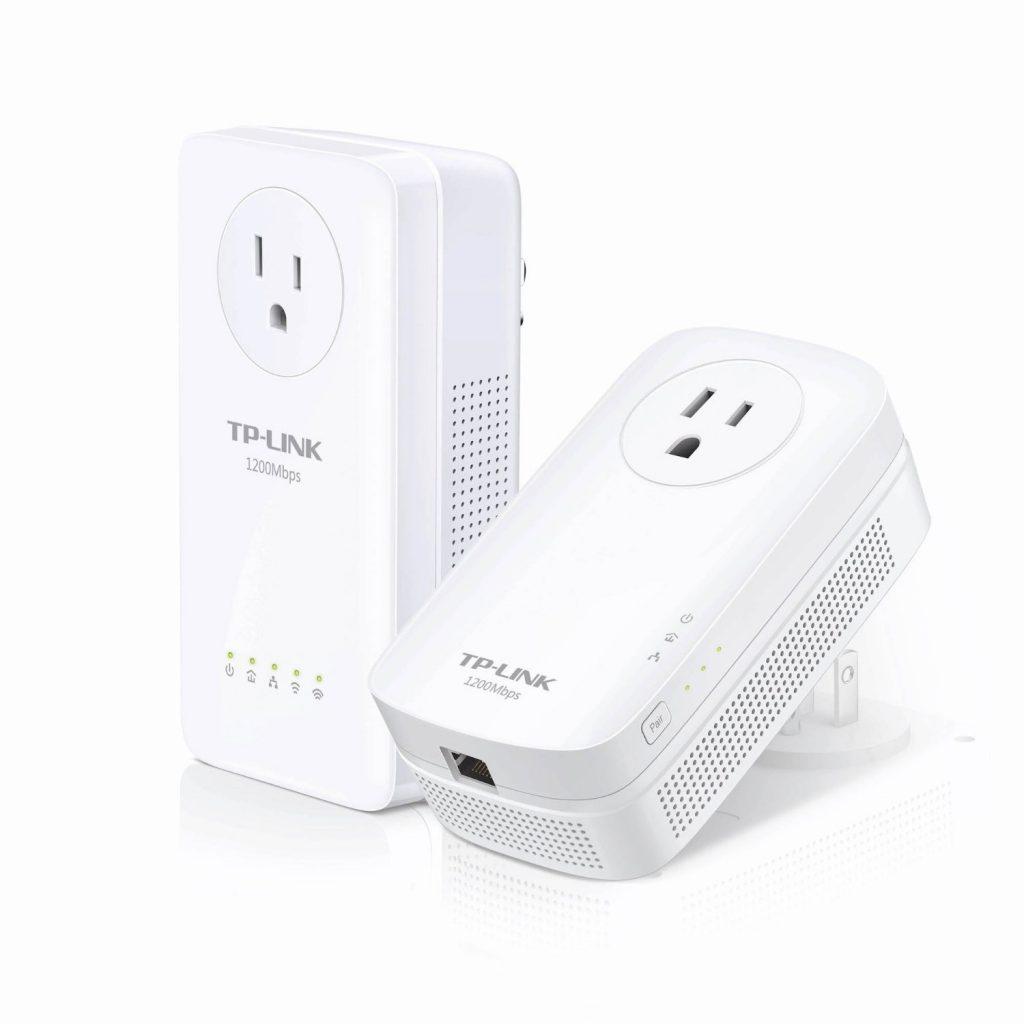 TP-Link AC1200 Wi-Fi Range Extender AV1200 Powerline