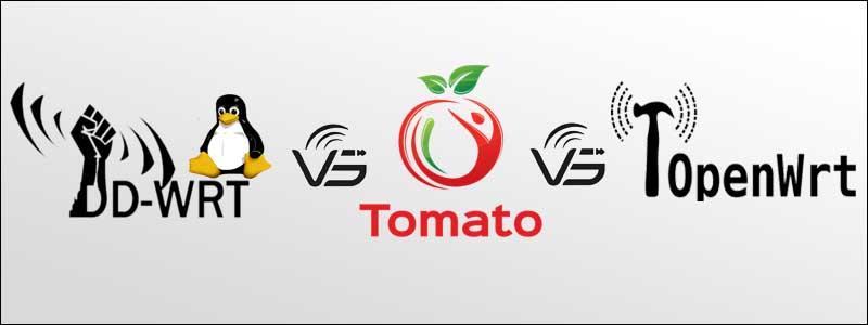 DD-WRT vs Tomato vs OpenWRT