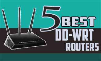 5 best dd wrt routers