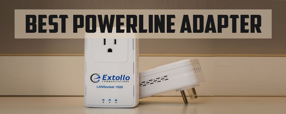 best powerline adapter