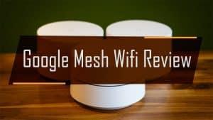 google mesh wifi review