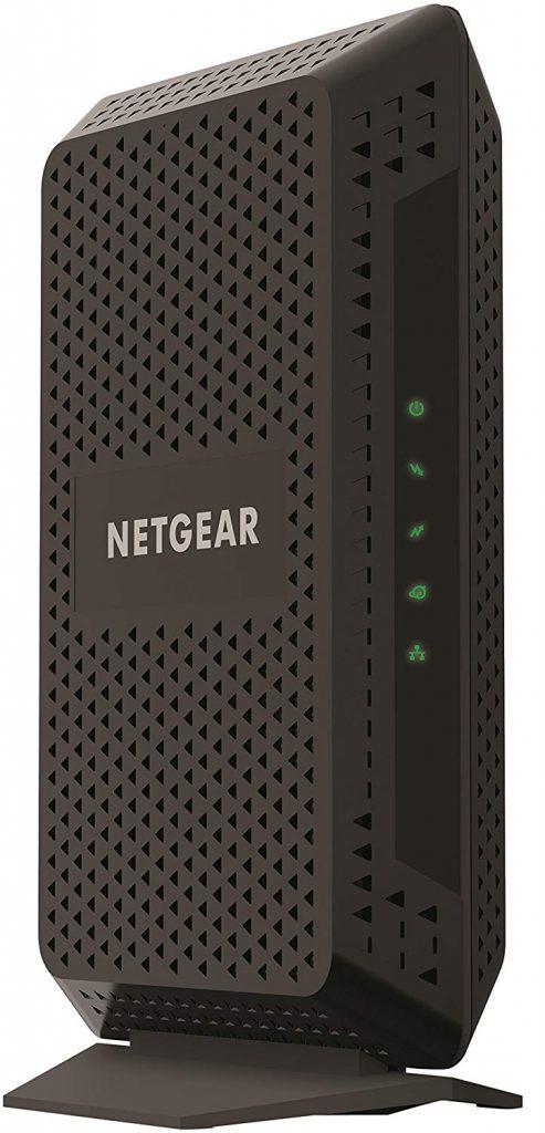 NETGEAR CM600 - best modem for charter spectrum