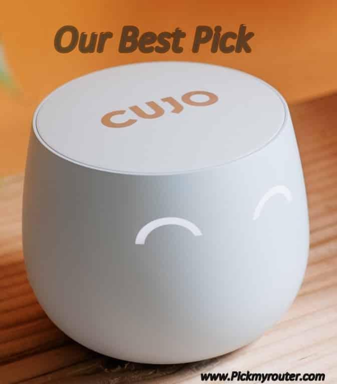 CUJO AI - best pick