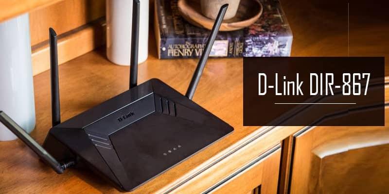 D-Link DIR-867