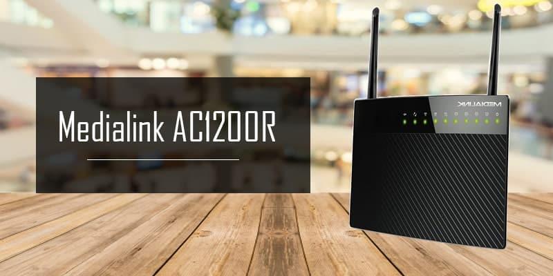 Medialink AC1200R