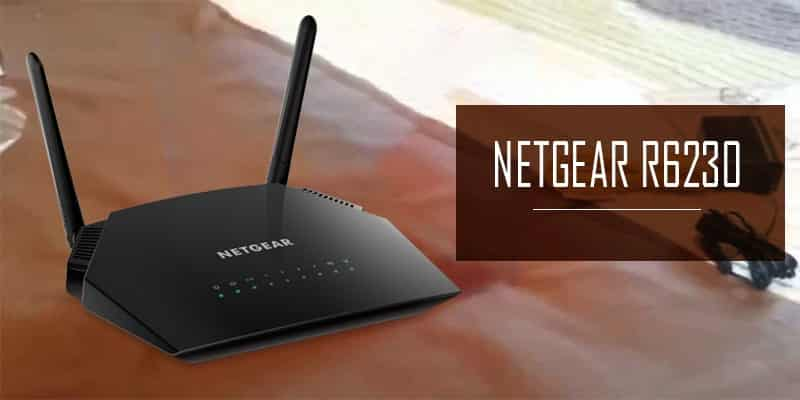 NETGEAR R6230 AC1200