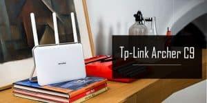 Tp-Link Archer C9 - router under $100