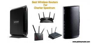 Router For Charter Spectrum