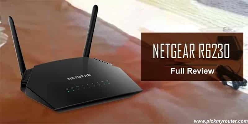 Full Review Netgear R6230 AC1200