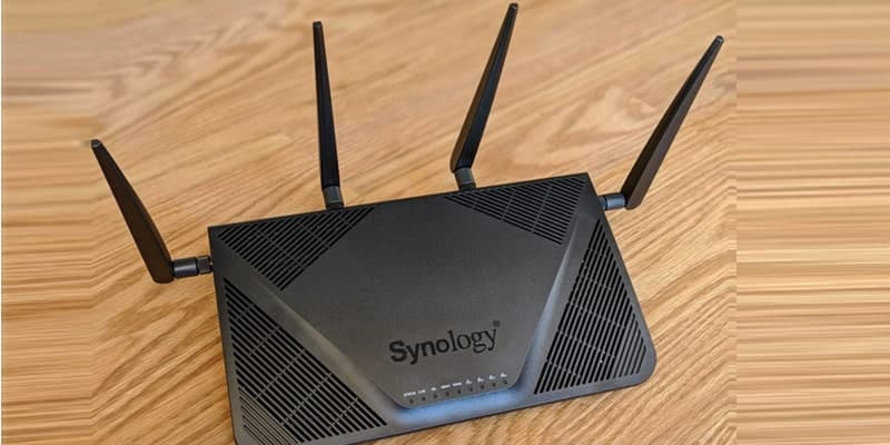 Synology RT2600ac - router for multiple devices