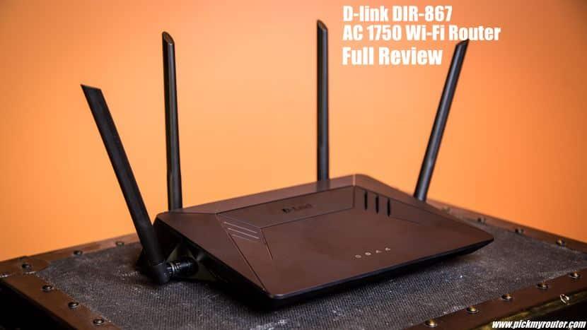 D-Link DIR-867 AC1750
