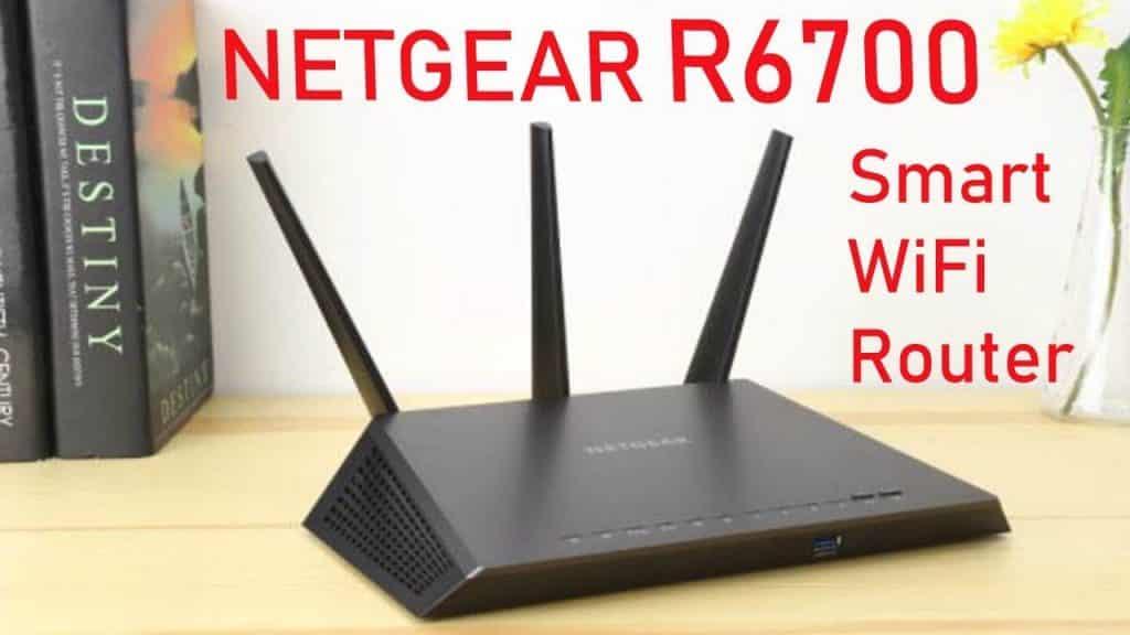 Netgear R6700 Nighthawk AC1750