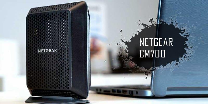 Netgear CM700 - Best Gaming Modem