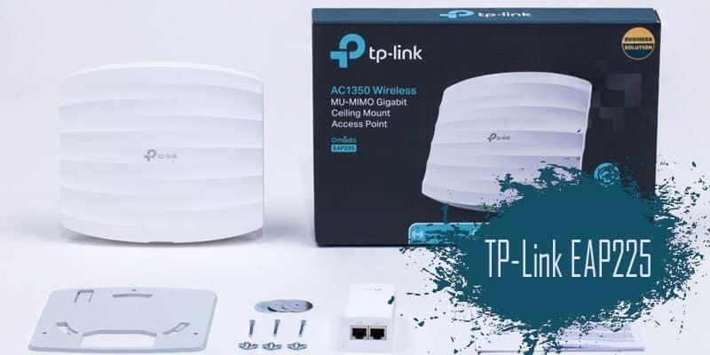 TP-Link EAP225 - best access points-min