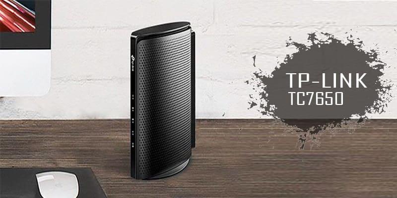 Tp-Link TC7650 - Best Gaming Modem