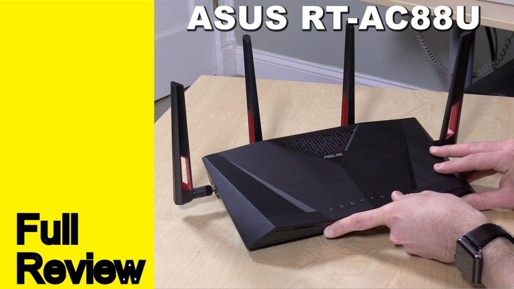 Asus RT-AC88U AC3100 Full Review