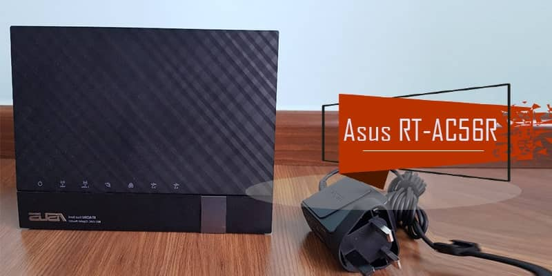 Asus RT-AC56R AC1200 - DD-WRT Router
