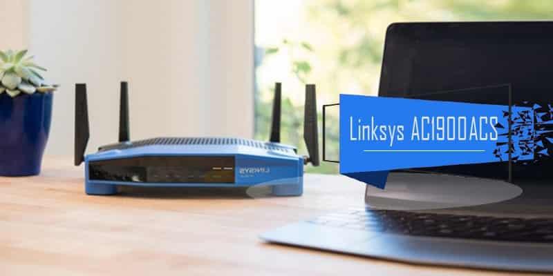 Linksys WRT1900ACS - dd-wrt router