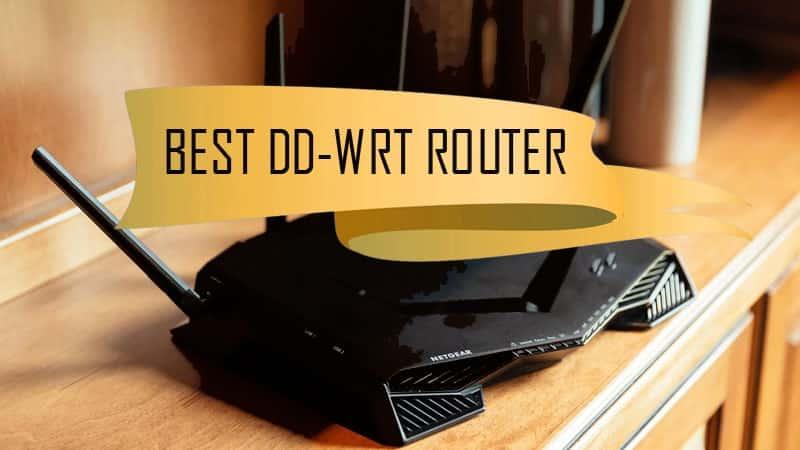 best dd-wrt routers