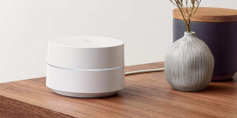 Google WiFi System - best router for apartment