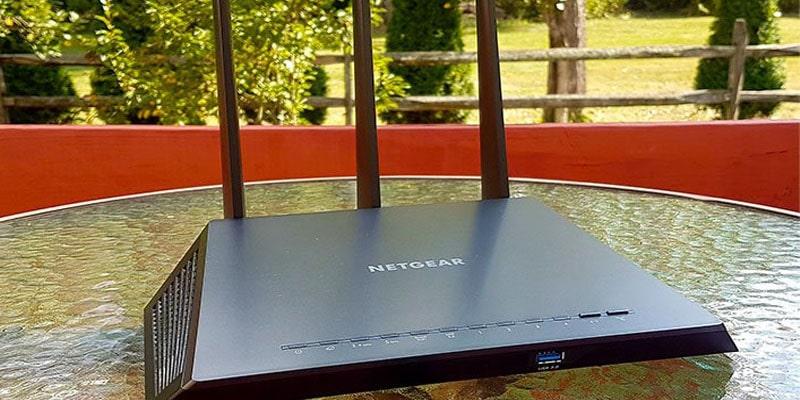 Netgear R6700 - best router for apartment