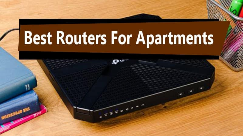 best routers for apartments