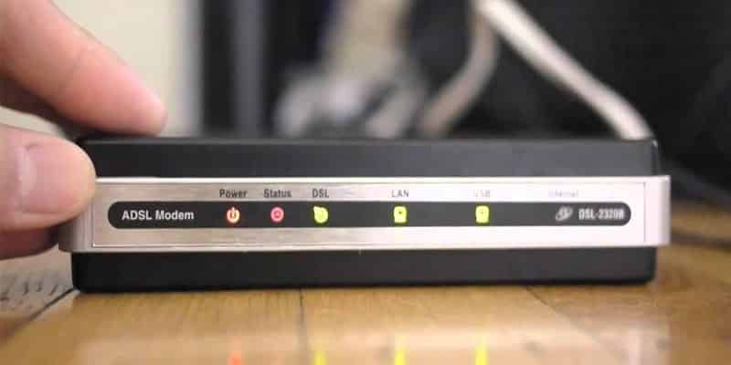 D-Link ADSL2+ Ethernet Modem (DSL-520B) - best dsl modems