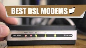 best dsl modems