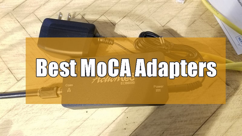 best MoCA Adapter