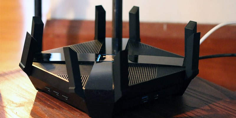long-range router