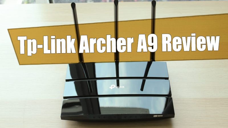 TP-Link Archer A9 Review