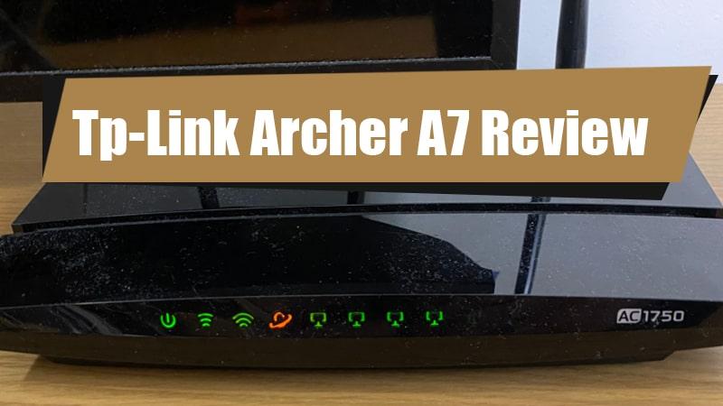TP-Link Archer A7 AC1750