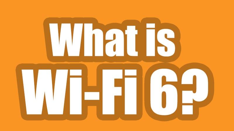 what wi-fi 6